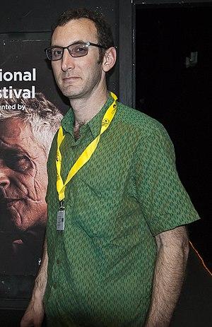 Jesse Moss (filmmaker) - Jesse Moss at the 2014 Miami International Film Festival