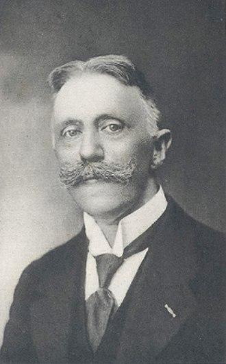 Dirk Jan de Geer - Dirk Jan de Geer in 1930