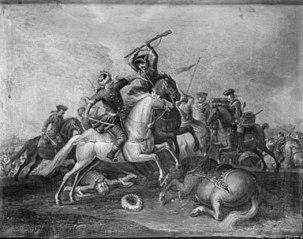 The Death of the Bassa of Anatolia
