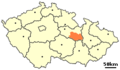 District Svitavy in the Czech Republic.png