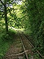 Disused narrow-gauge railway, by Gorebridge Green Farm (1) (geograph 3504260).jpg