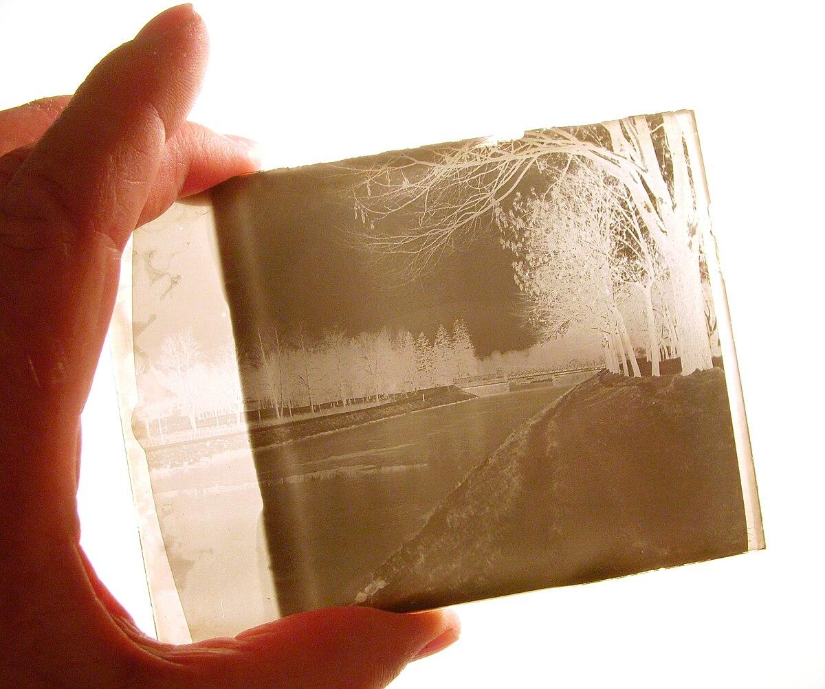 Где сделать фотографии с стеклянных негативов