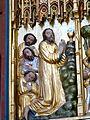 Doberan Münster - Kreuzaltar Christusseite 1 Christus Ölberg.jpg
