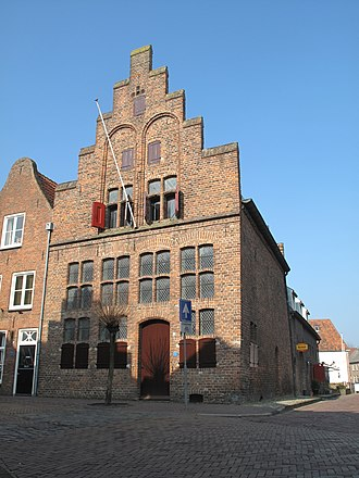 Doesburg - Image: Doesburg, monumentaal pand foto 8 2011 03 02 11.29