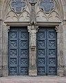 Dom (Magdeburg-Altstadt).Hauptportal.Pforten.ajb.jpg