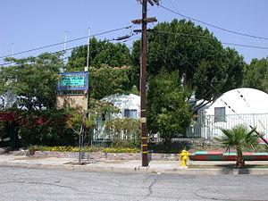 Dome Village - Dome Village in 2002