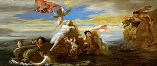 Galatea and Polyphem