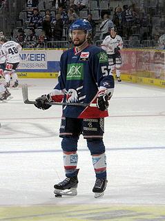 Dominik Bittner German ice hockey player