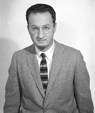 Donald A. Glaser - Donald A. Glaser