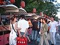 Donghua Gate night market.jpg