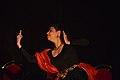 Dorothy Bhattacharya Dancing With Rabindra Sangeet - Sriniketan - Birbhum - 2017-10-21 5147.JPG
