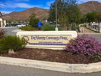 Dos Vientos Community Park - Image: Dos Vientos Community Park Newbury Park