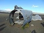 Douglas C-117 Skytrain, Sólheimasandur.jpg