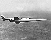 Douglas X-3 NASA E-17348