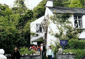 Dove Cottage in Grasmere, Cumbria