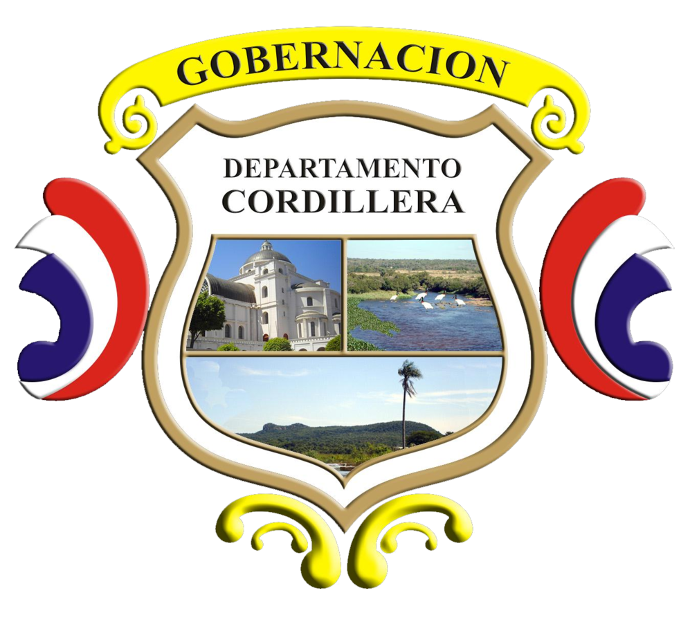 Escudo de Cordillera - Paraguay