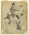 Drawing, Mounted Bugler, 1862 (CH 18174009).jpg