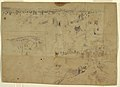 Drawing, Studies of a Battlefield with Tree Stumps and Blasted Tree Trunks, Petersburg, Virginia., 1864 (CH 18174873).jpg