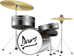 Drum Kit 3.svg