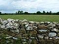 Drystone wall near St Catherine - geograph.org.uk - 479029.jpg