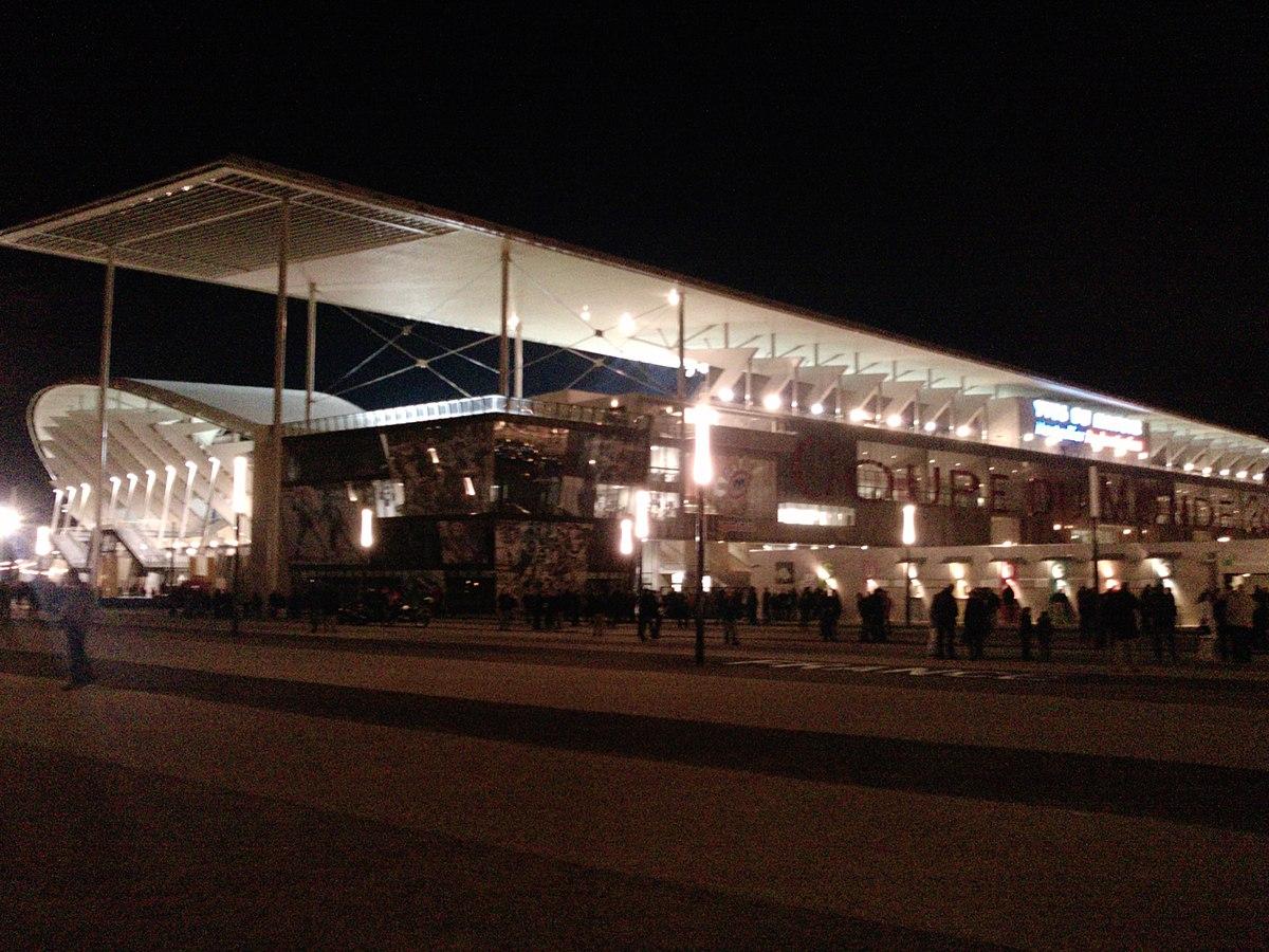 Ggl Stadium  U2014 Wikip U00e9dia