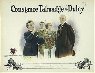 <i>Dulcy</i> (1923 film) 1923 film by Sidney Franklin, Jack Wagner