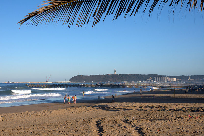 South African Beach.