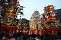 Durga Puja Pandal - Tridhara Sammilani - Manohar Pukur Road - Kolkata 2014-10-02 9020.JPG