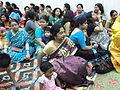 Durga Pujo Gathering Muscat 2011.JPG
