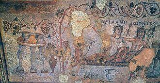 Dzalisi - A mosaic from Dzalisi