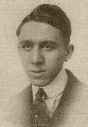 Emile Christian - Christian in 1918