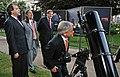ESO Brings the Moon Closer to the President Sebastian Piñera in Santiago, Chile (6498853205).jpg