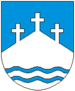 Coat of arms of Kõrgessaare Parish