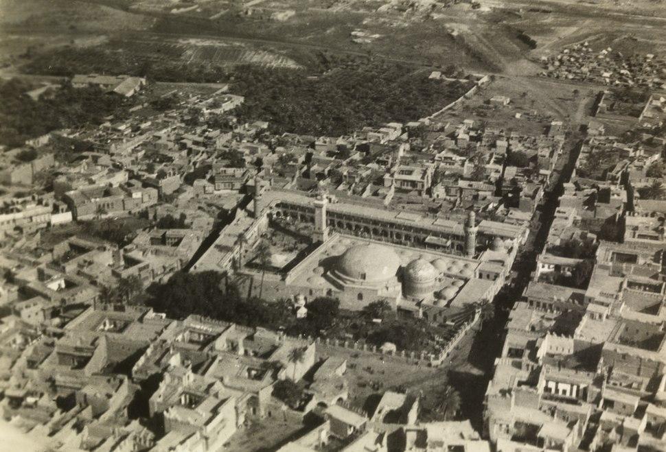 ETH-BIB-Bagdad - grosse Moschee aus 200 m Höhe-Persienflug 1924-1925-LBS MH02-02-0036-AL-FL