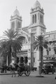ETH-BIB-Platz vor der Kathedrale Saint-Vincent-de-Paul in Tunis-Nordafrikaflug 1932-LBS MH02-13-0055.tif