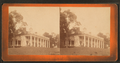 East view of Mount Vernon mansion, by Dillon, Luke C., 1844-.png
