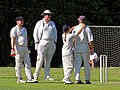 Eastons CC v. Chappel and Wakes Colne CC at Little Easton, Essex, England 46.jpg