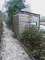 Eastrington Ponds Bird Hide - geograph.org.uk - 1121765.jpg