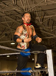 SeXXXy Eddy Canadian professional wrestler