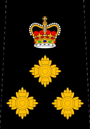 Edmonton Police Service - Image: Edmonton Police Chief of Police