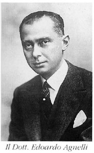 Edoardo Agnelli (industrialist) - Edoardo Agnelli