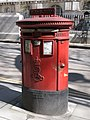 Edward VII postbox, Southampton Row, WC1 - geograph.org.uk - 1304493.jpg