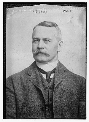Edwin F. Sweet - Edwin Forrest Sweet circa 1915