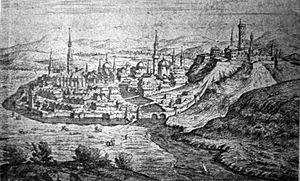Eger 16. század