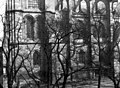 Eglise Notre-Dame - Façade nord, partie - Mantes-la-Jolie - Médiathèque de l'architecture et du patrimoine - APMH00006484.jpg