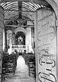 Eglise Notre-Dame - Vue intérieure de la nef vers le choeur et porte d'entrée - Rivière - Médiathèque de l'architecture et du patrimoine - APMH00003802.jpg