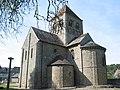 Eglise Notre-Dame sur l'Eau, Quartier Notre-Dame, Domfront, Orne, France 04.JPG