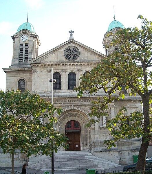 Fichier:Eglise Saint-Jacques Saint-Christophe de la Villette1.jpg