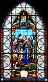 Eglise Saint Pierre de Corseul, Côtes d'Armor, France, baie 12, Sainte-Eugénie, 5804 rectifiée.jpg