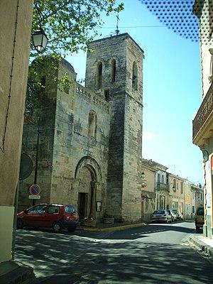 Le Cailar - Image: Eglise cailar